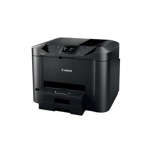 Canon MAXIFY MB5455 Colour Inkjet Multifunction Printer WiFi 15ipm Black Ref 0971C028AA