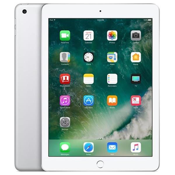 Apple iPad iOS 10 HD WiFi 4G 32GB Touch ID 10-hour Battery Silver MP2G2B/A
