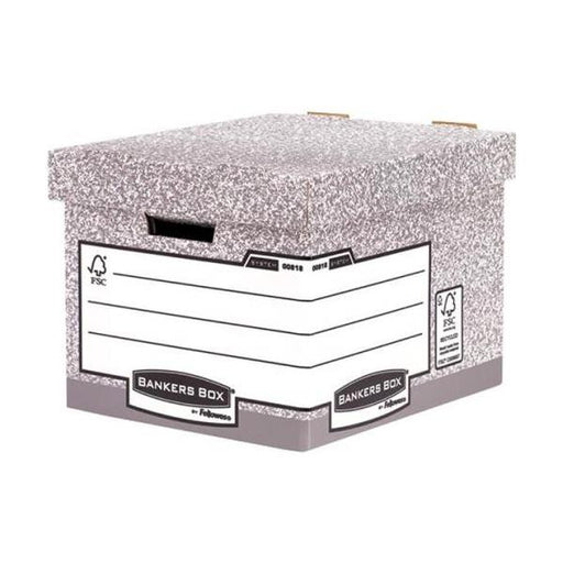 Fellowes Bankers Box Heavy Duty Standard Storage Box [Pack 10]