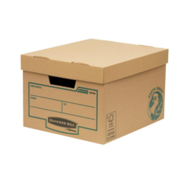 Bankers Box Earth Series Budget Storage [Pack 10]