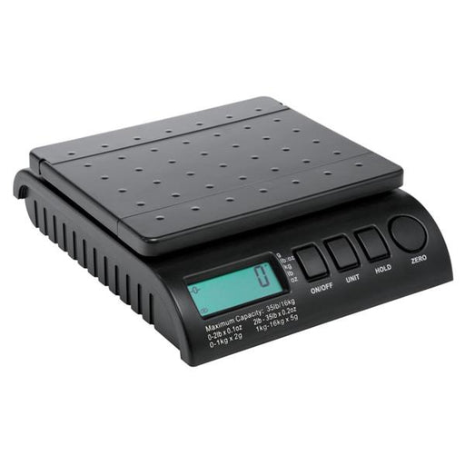 Postship Multi Purpose Scale 2g Increments Capacity16kg Black