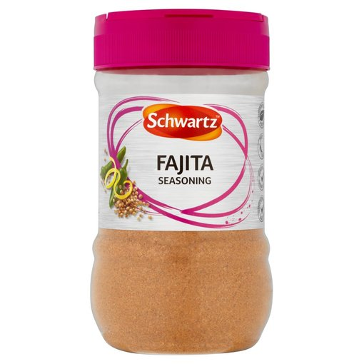 Schwartz Fajita Seasoning 530g Jar