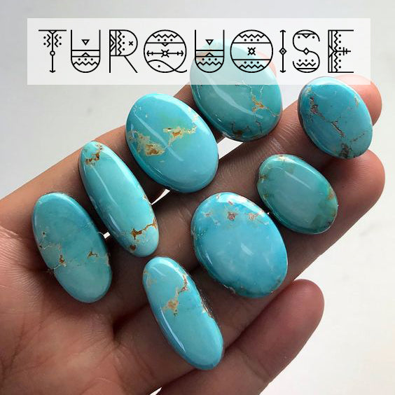 Turquoise ::: stone of earth and sky