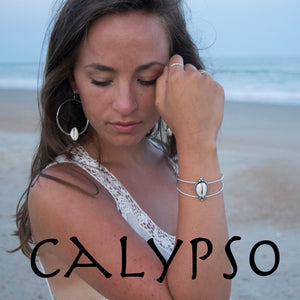 Calypso Collection ::: Cowrie Shell Jewels
