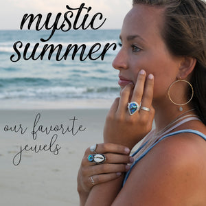 Mystic Summer ::: Our Favorite Jewels