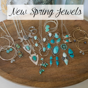 New Spring Jewels