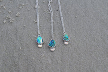 Moondust Necklace ::: Abalone