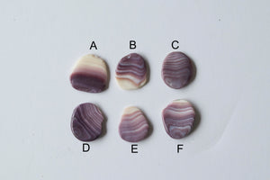 Wampum Shell Ring