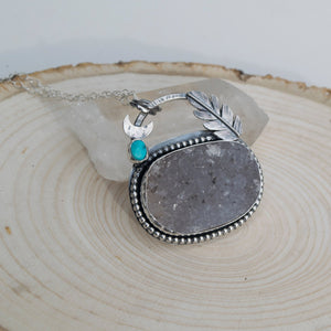 Moonlight Flight Necklace