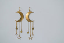 Star Girl Earrings