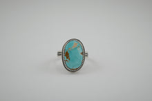 Turquoise Collector Ring