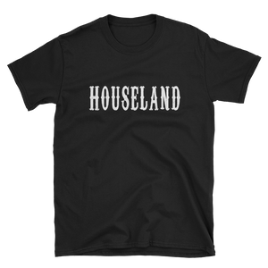 HOUSELAND Short-Sleeve Unisex T-Shirt