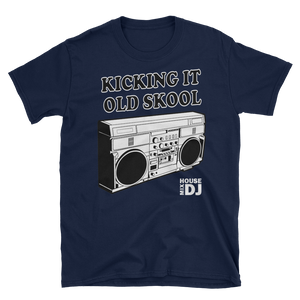 Old Skool Short-Sleeve Unisex T-Shirt
