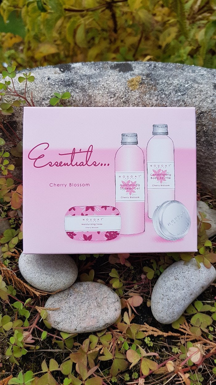Nougat London BeautyNougat London Cherry Blossom Travel Essentials Set Travel Essentials- Beauty Full Time