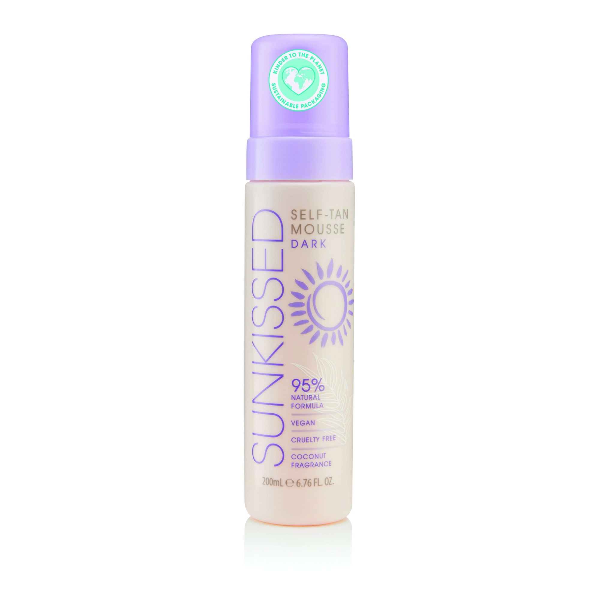Sunkissed Self Tan Mousse Dark