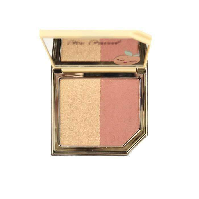 Too Faced Tutti Frutti Blush Duo Apricot in the Act