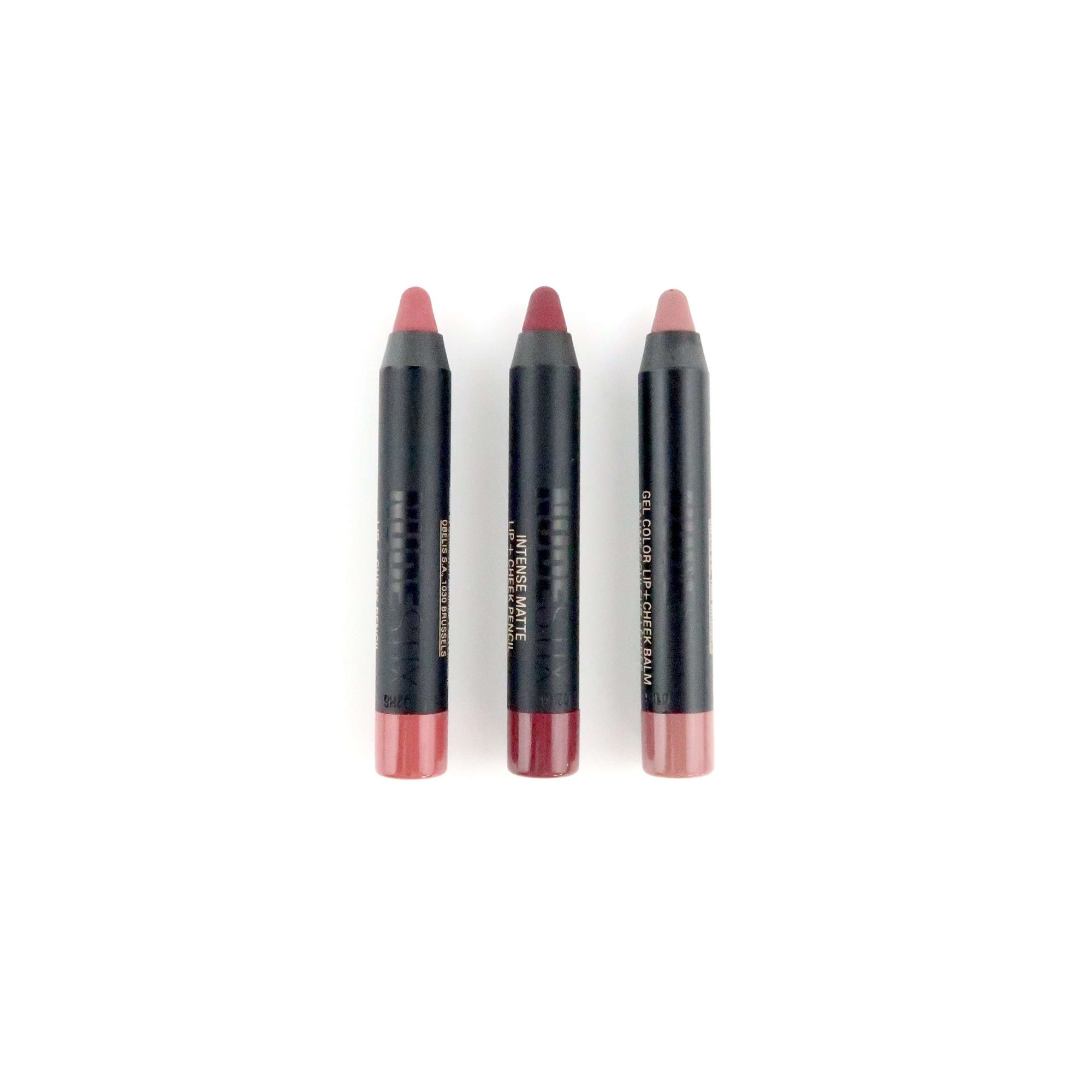 Nudestix Lip Trio