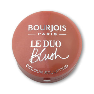 Bourjois Duo Blush 02 Romeo et Peachette