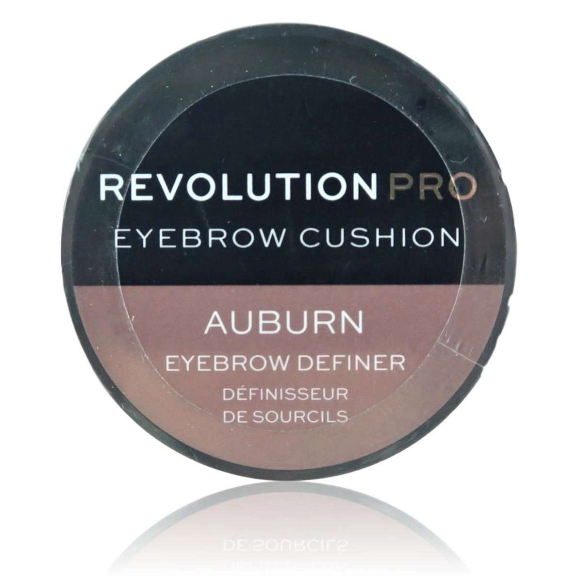Revolution Brown Cushion Auburn