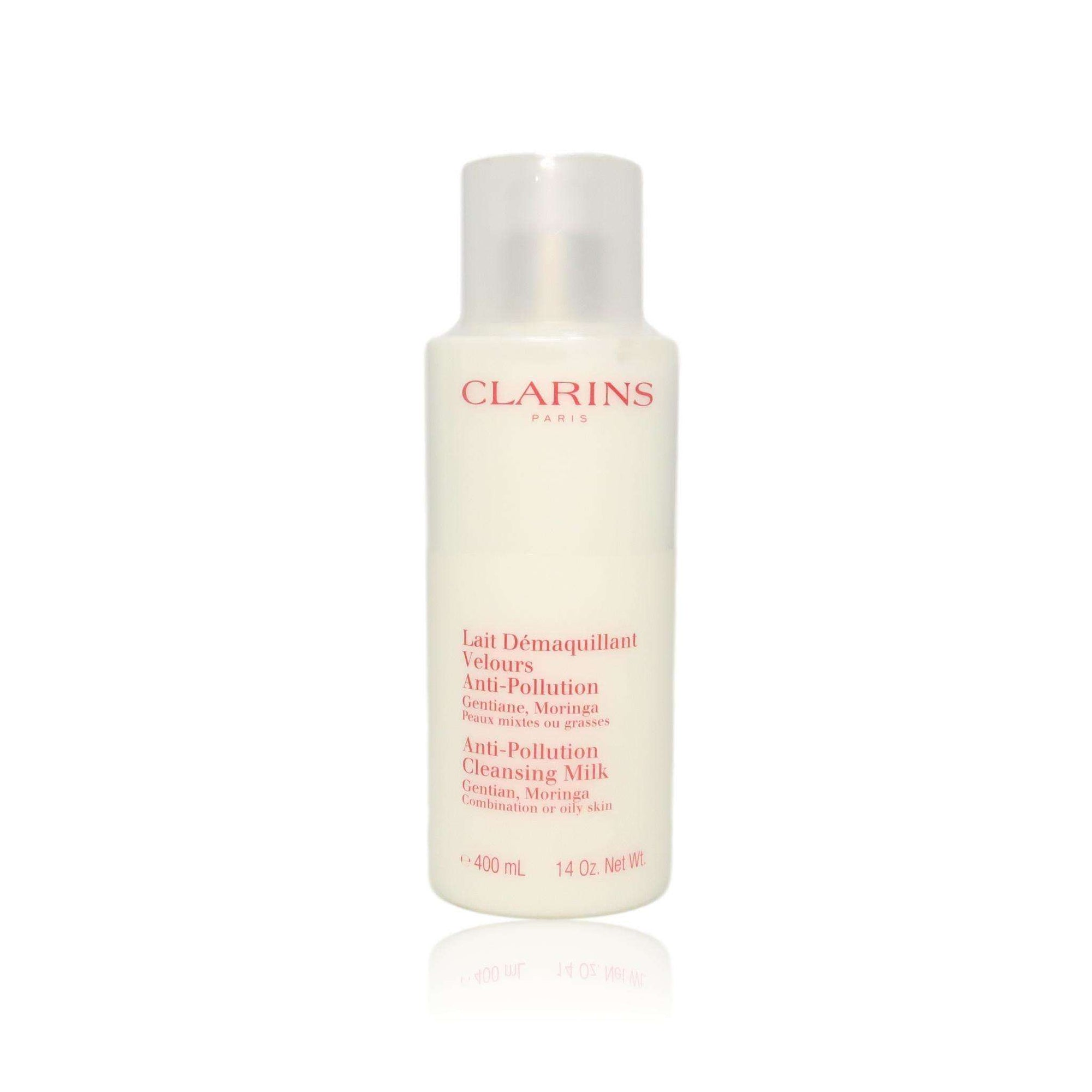 Clarins Cleansing Milk with Gentian Combination/Oily Skin