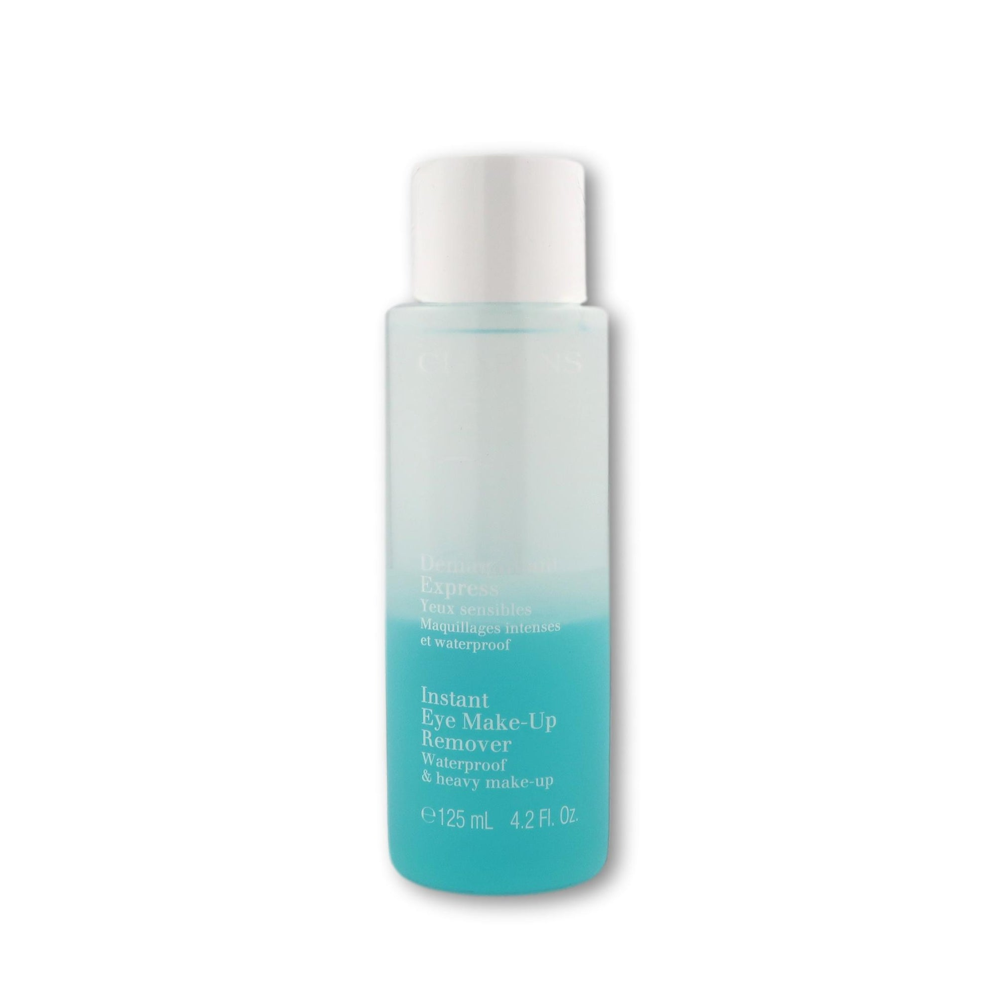 Clarins Instant Eye Make-Up Remover Lotion 125ml