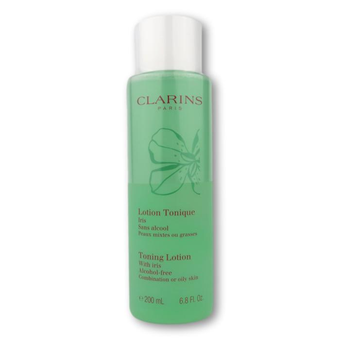 Clarins Toning Lotion with Iris 200ml