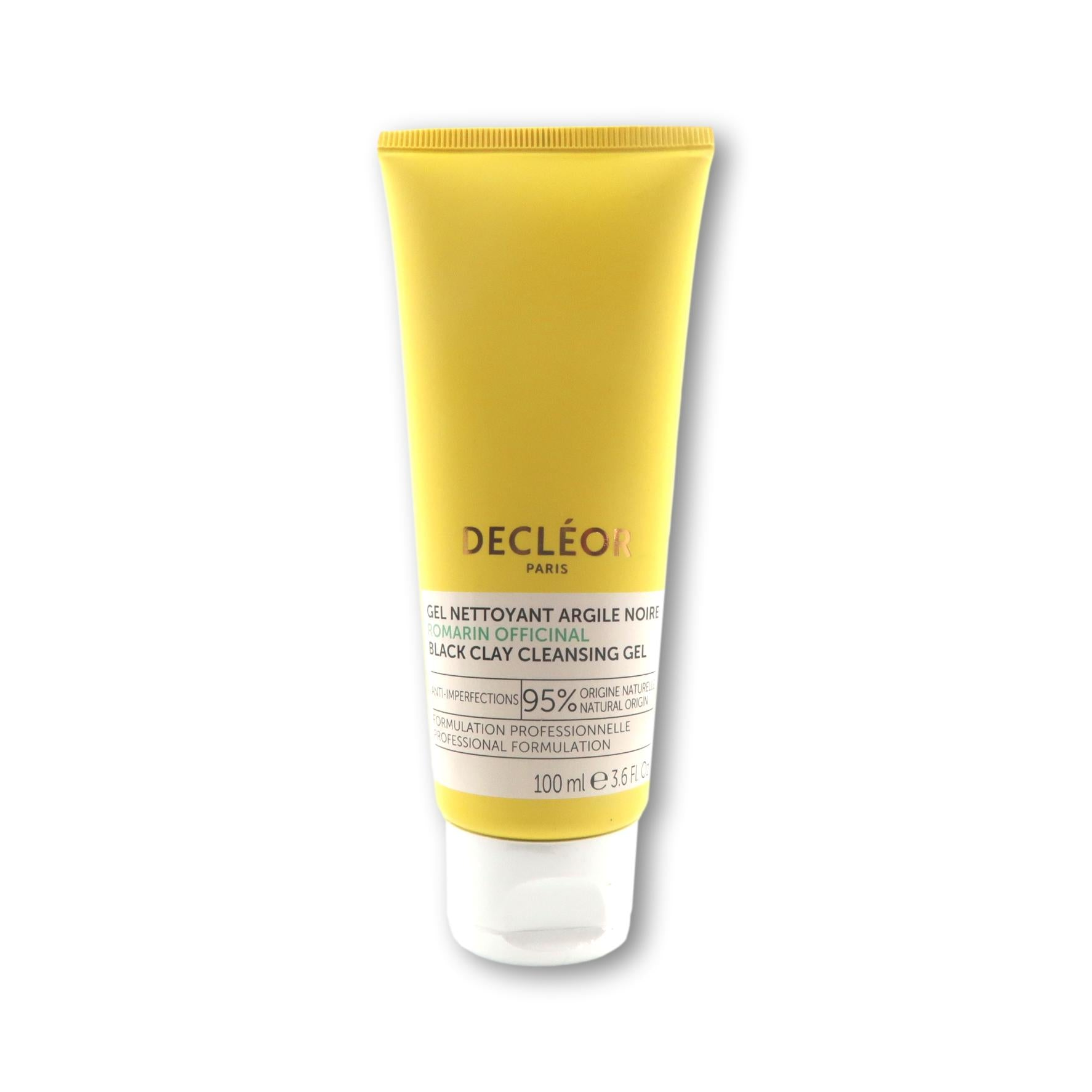 Decleor Black Clay Cleansing Gel 200ml