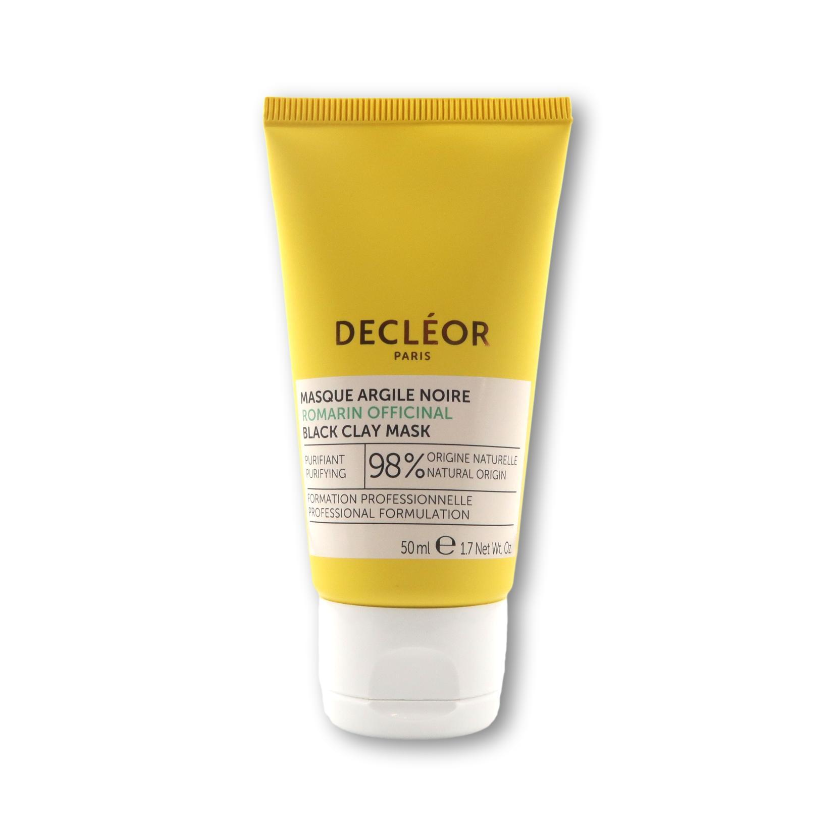 Decleor Rosemary Officinalis Black Clay Mask 50ml Romarin Officinal