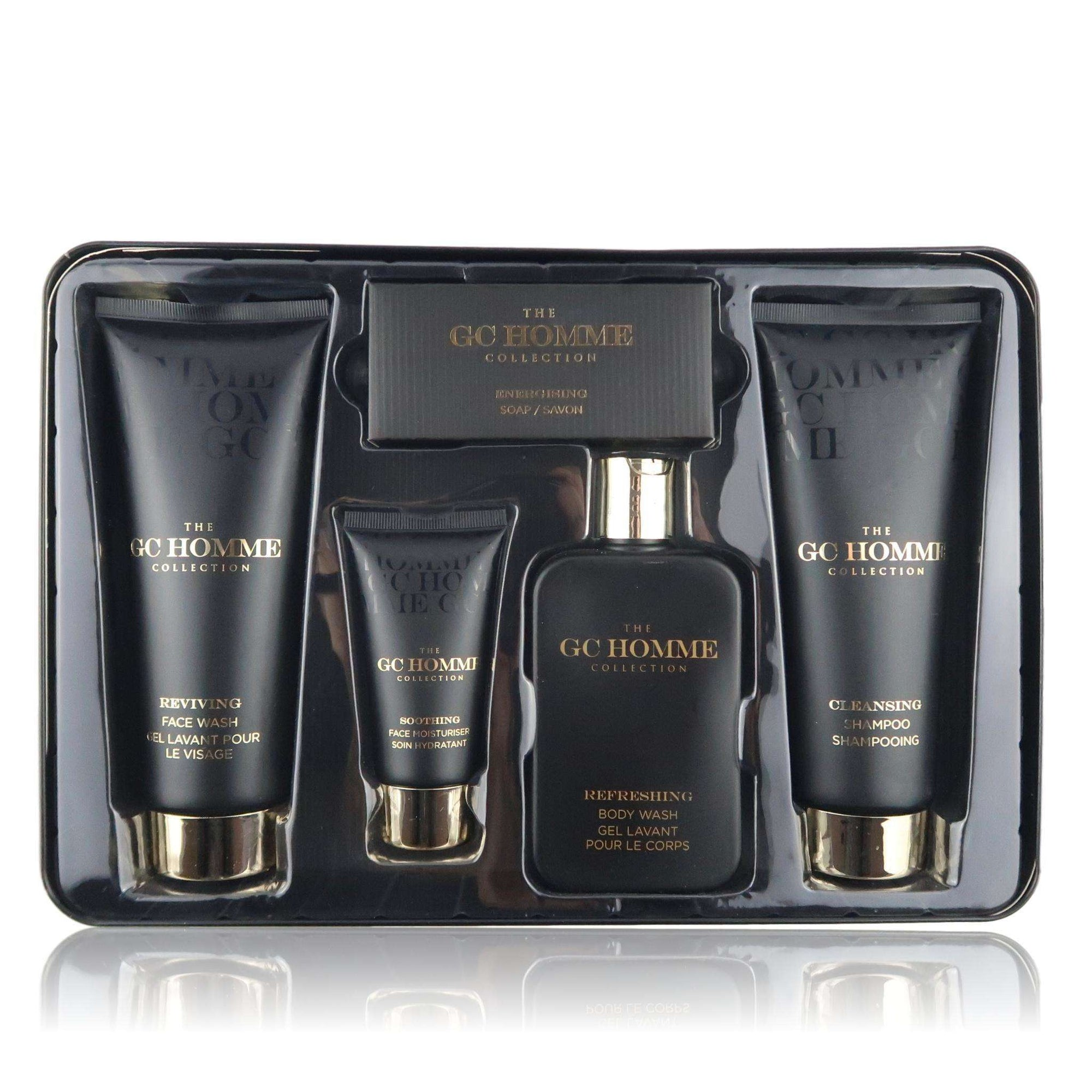The Grace Cole Homme Immaculate Set