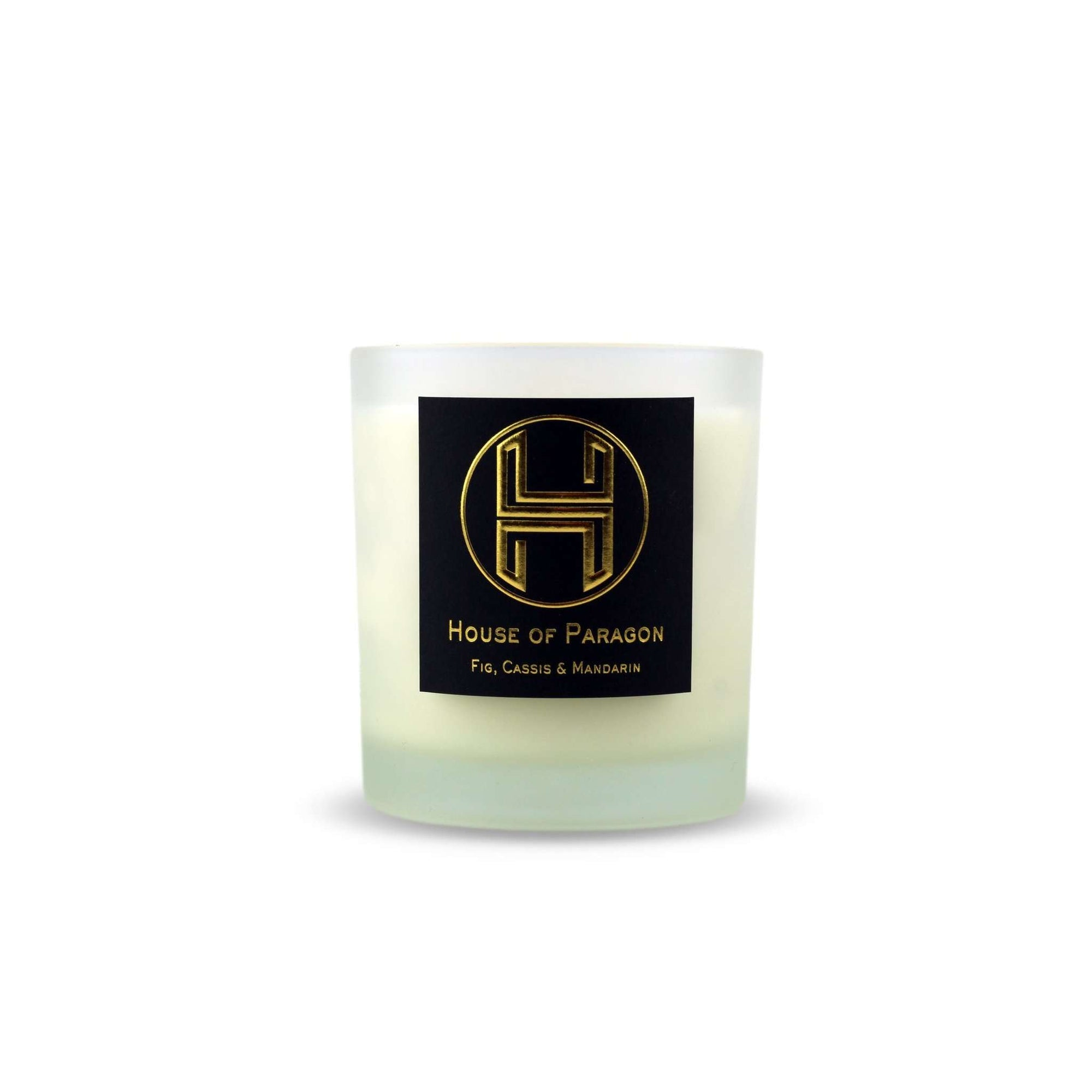 House of Paragon Fig, Cassis and Mandarin Candle