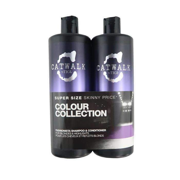 TIGI Catwalk Fashionista Shampoo & Conditioner