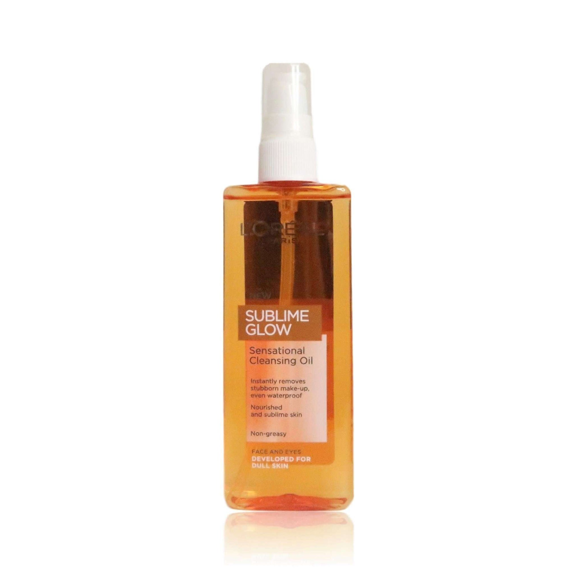 Loreal Sensational Cleansing Oil