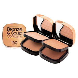 MUA Bronze & Sculpt Contour Kit