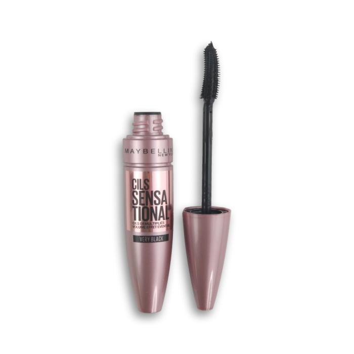 MaybellineMaybelline Lash Sensational Mascara Black Mascara- Beauty Full Time