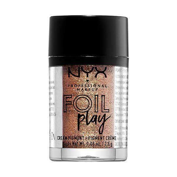 NYX Foil Play Cream Pigment Booming