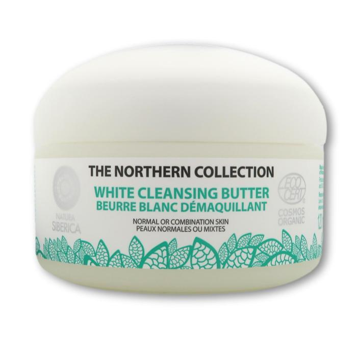 Natura SibericaNatura Siberica White Cleansing Butter 120ml Cleansing Balm- Beauty Full Time