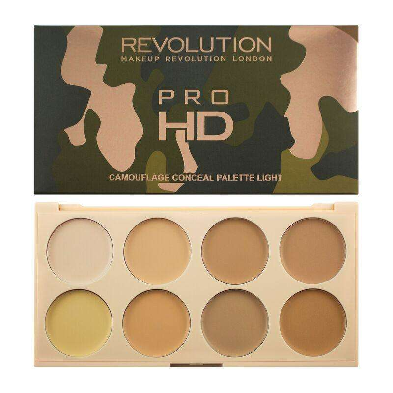 Revolution HD Camouflage Conceal Palette