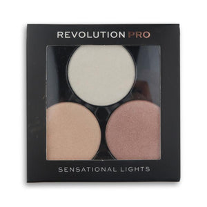 Revolution Pro Refill Highlighter Pack Sensational Lights