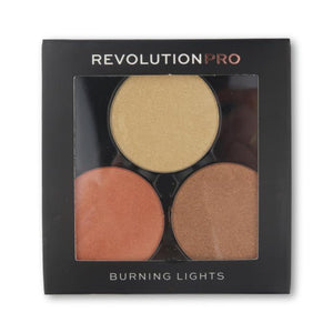 Revolution Pro Refill Highlighter Pack Burning Lights