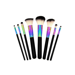 W7 The Clam Club Makeup Brush Set