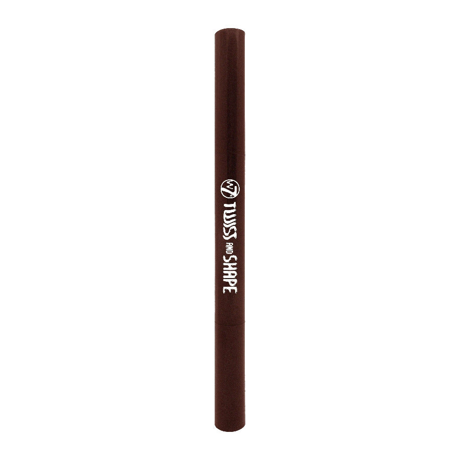 W7 Twist & Shape Brow Pencil Dark Brown