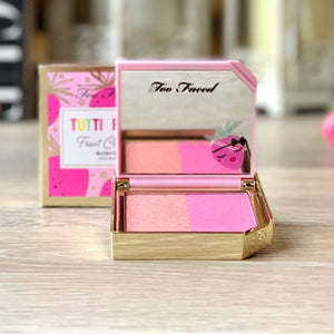 Too Faced Tutti Frutti Blush Duo Strobeberry