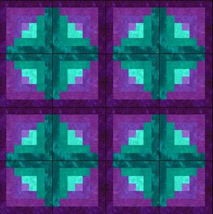 4 Crosses Digital Quilt Patterns