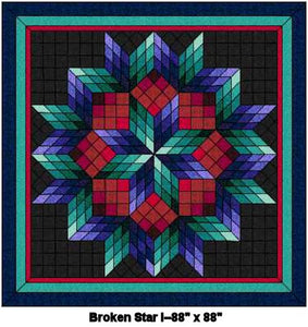 BROKEN STAR QUILTS