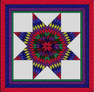 Christmas Star Quilt Patterns