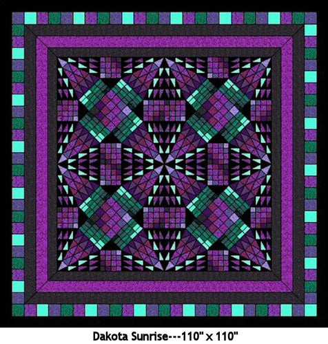 Dakota Sunrise Quilt Kits