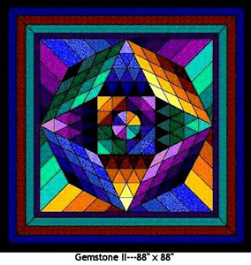 Gemstone 2 Quilt Kits
