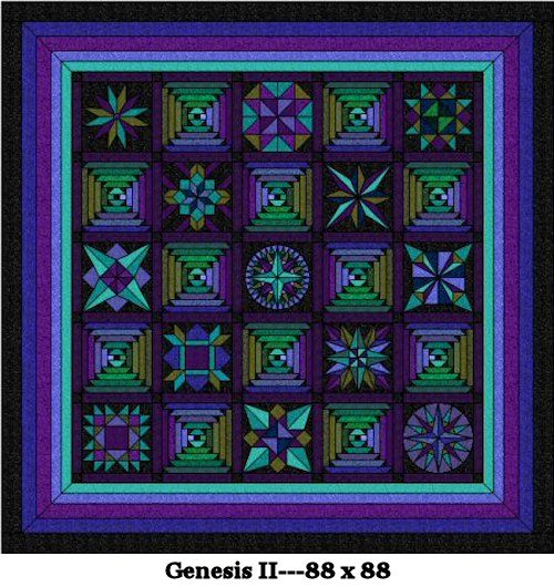 Genisis Quilt Kits