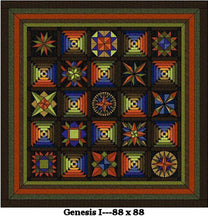 Genesis Digital Quilt Patterns