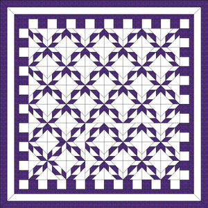 Giant Mosaic Quilt Patterns
